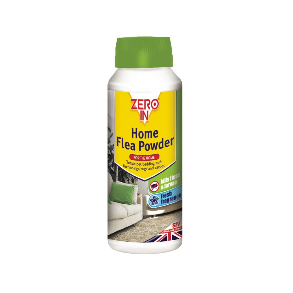 STV Zero In Home Flea Powder - 300g